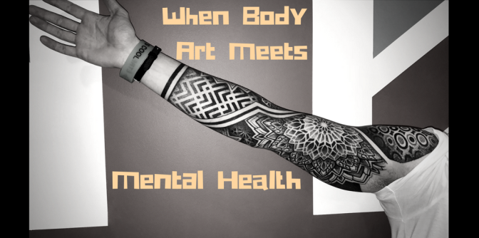 When Body Art Meets Mental Health